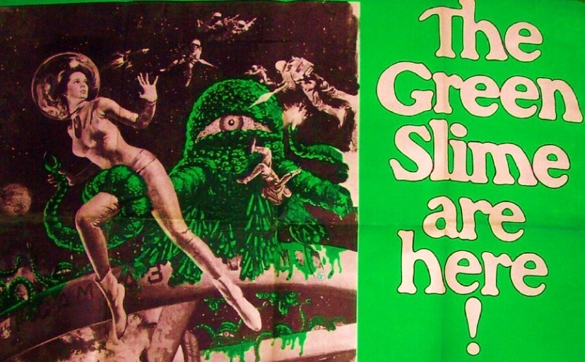 The Green Slime 43