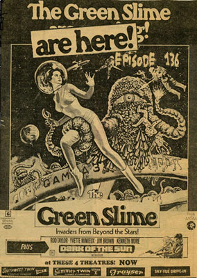 The Green Slime 47