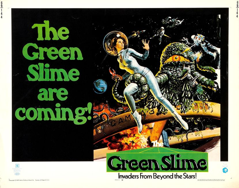 The Green Slime 5