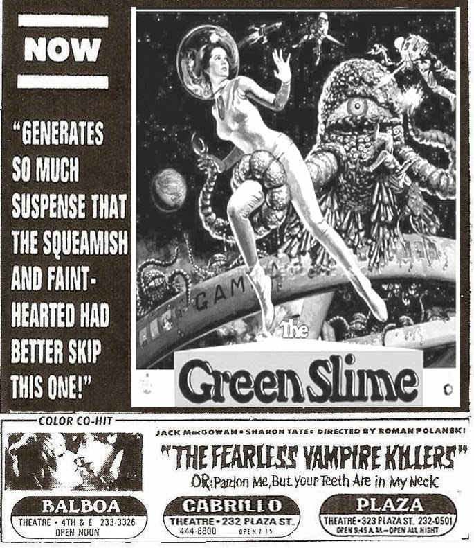 The Green Slime 51