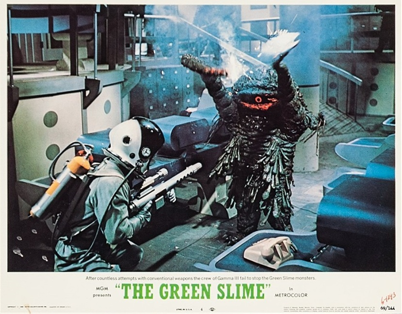 The Green Slime 54