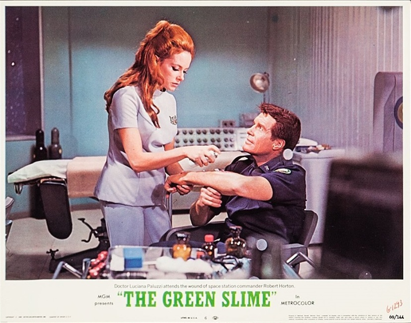 The Green Slime 56