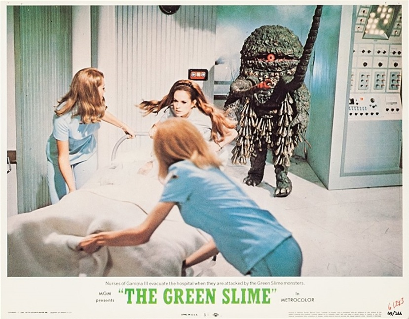 The Green Slime 57