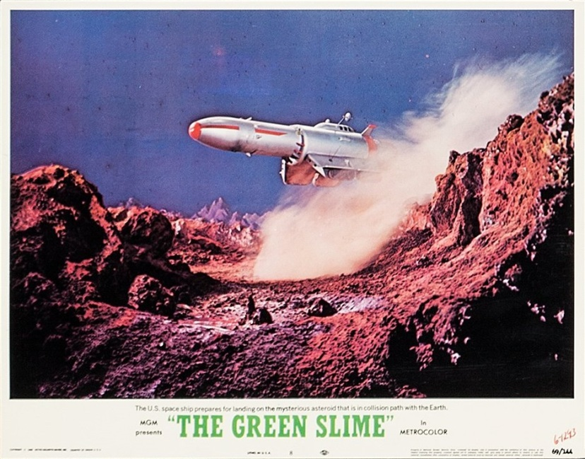 The Green Slime 58