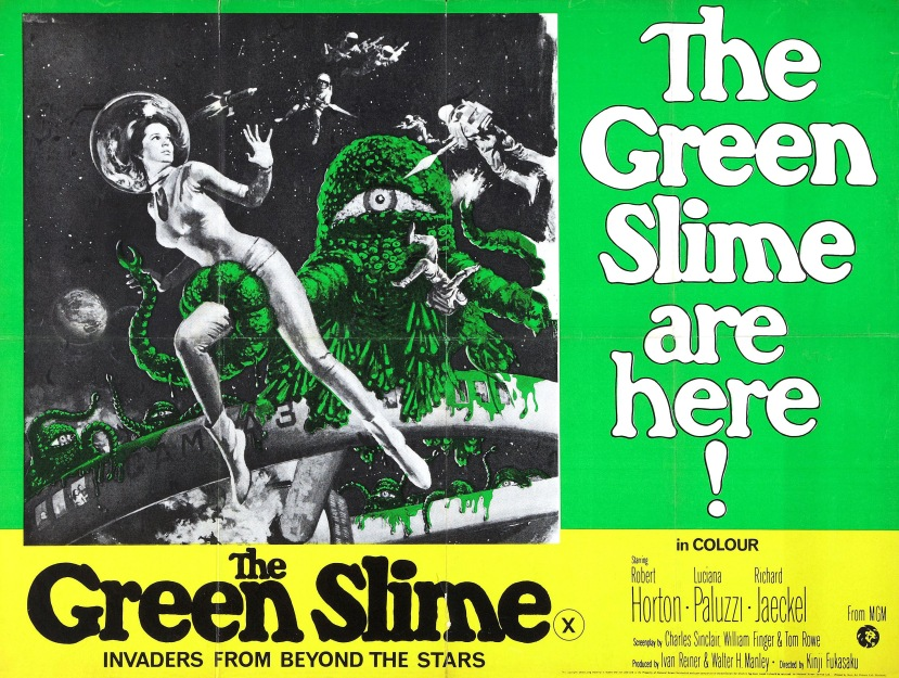 The Green Slime 6