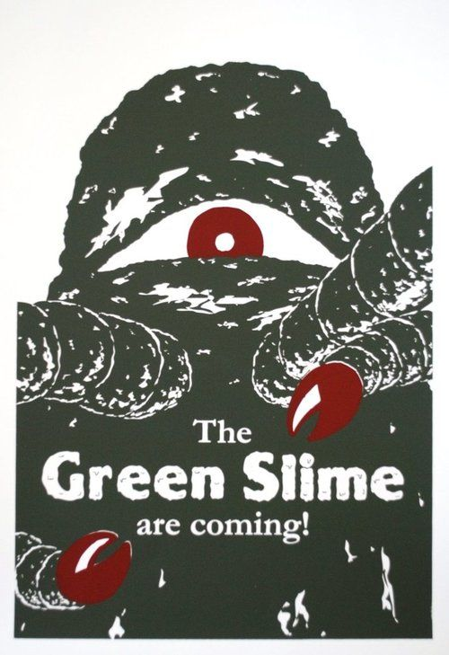 The Green Slime 64