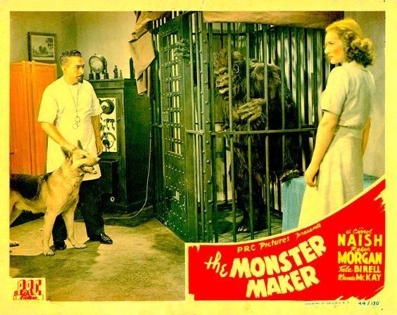 The Monster Maker 13