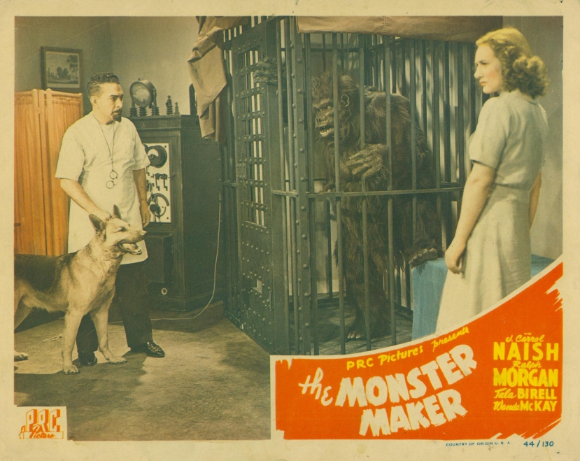 The Monster Maker 6