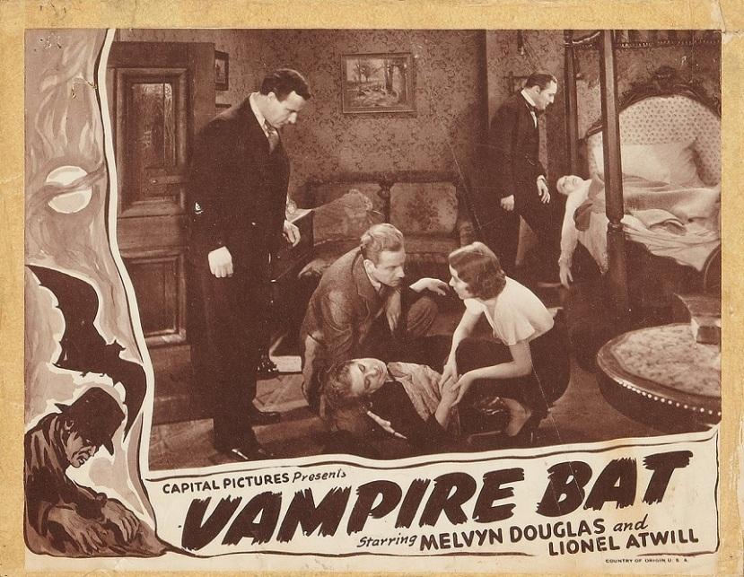 The Vampire Bat 9