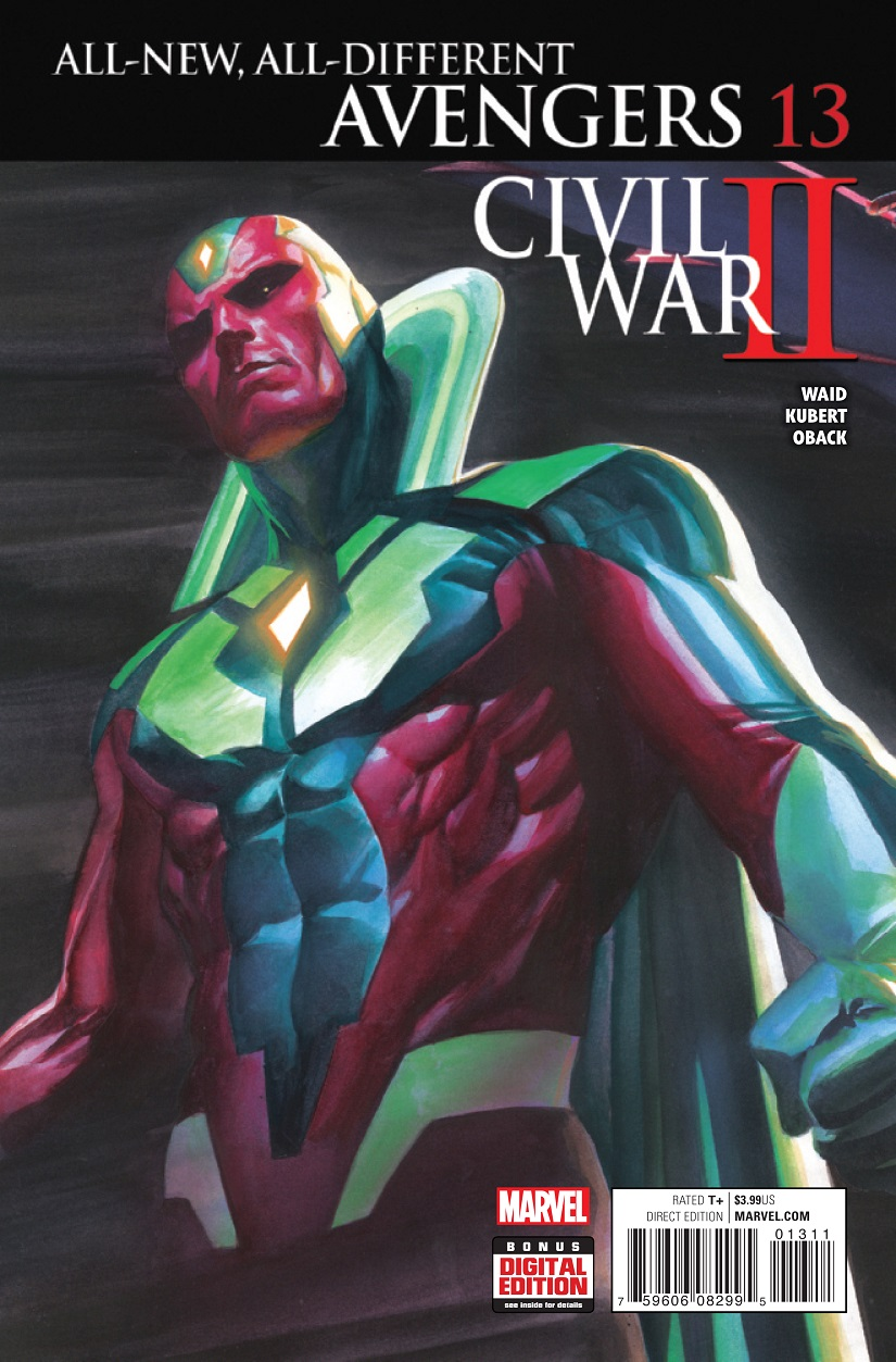 All-New, All-Different Avengers #13