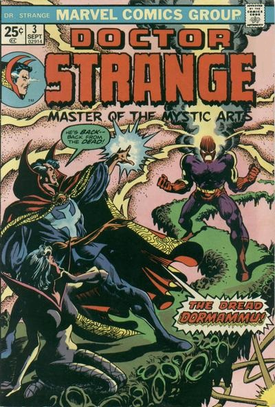 Doctor Strange Vol. 2 #3