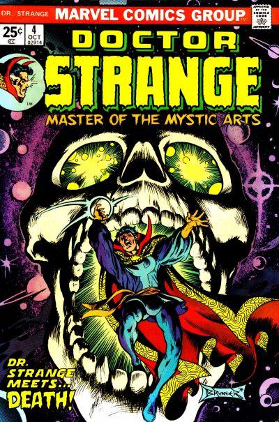 Doctor Strange Vol. 2 #4