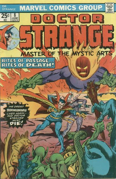 Doctor Strange Vol.2 #8