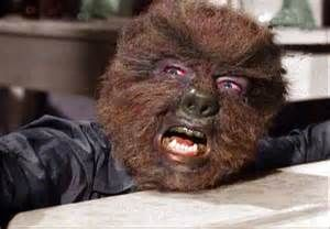 Face of the Screaming Werewolf 4