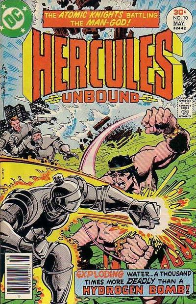 Hercules Unbound #10