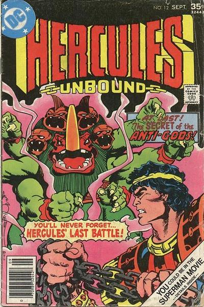 Hercules Unbound #12