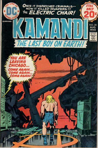 Kamandi #20