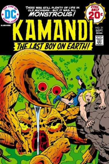 Kamandi #21