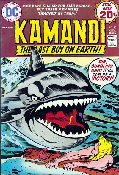 Kamandi #23