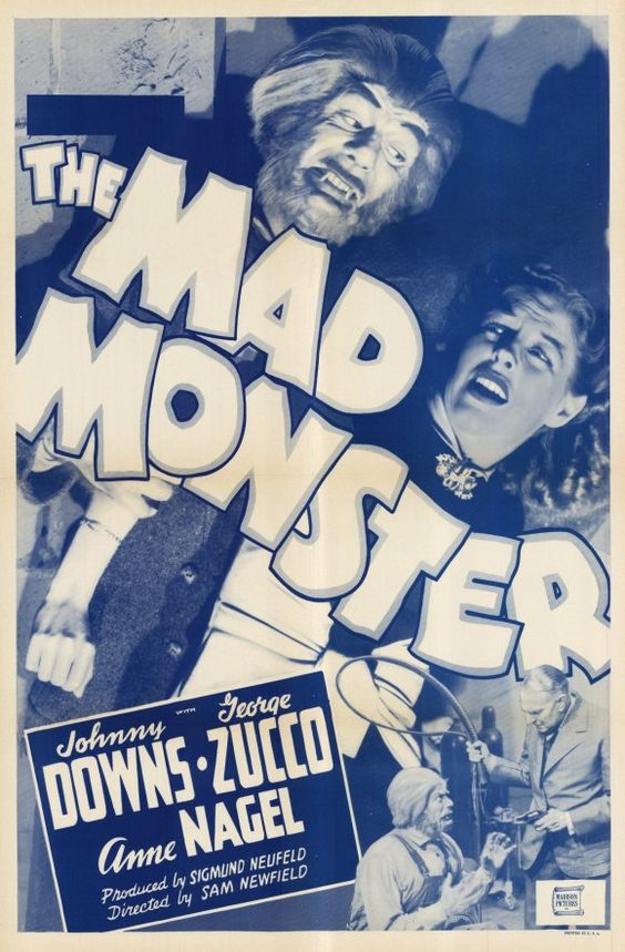 The Mad Monster 1