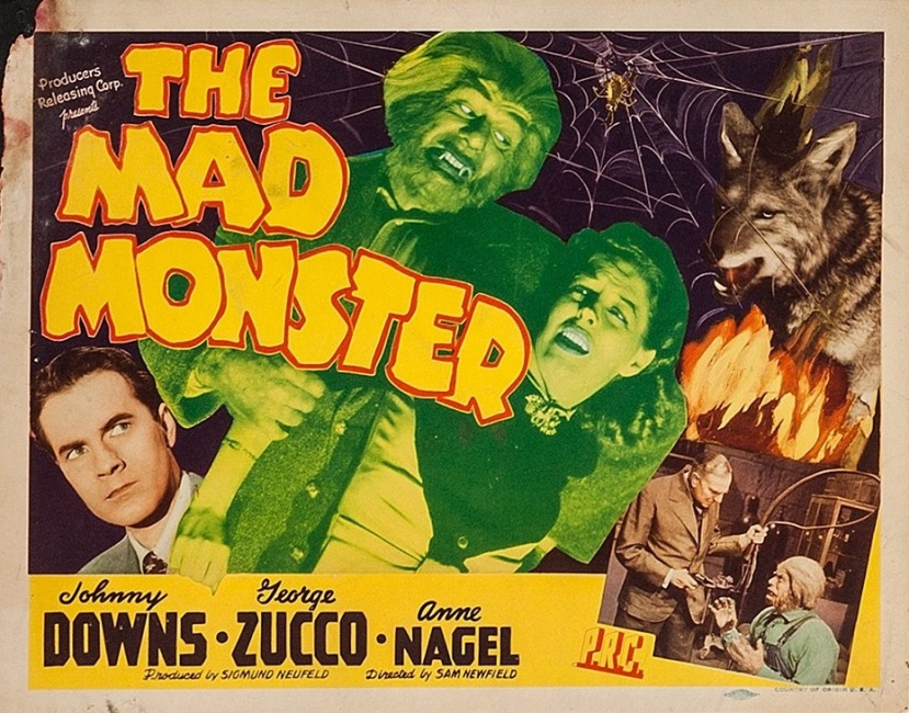 The Mad Monster 10