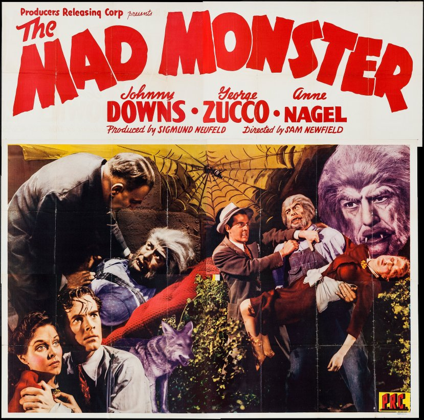 The Mad Monster 2