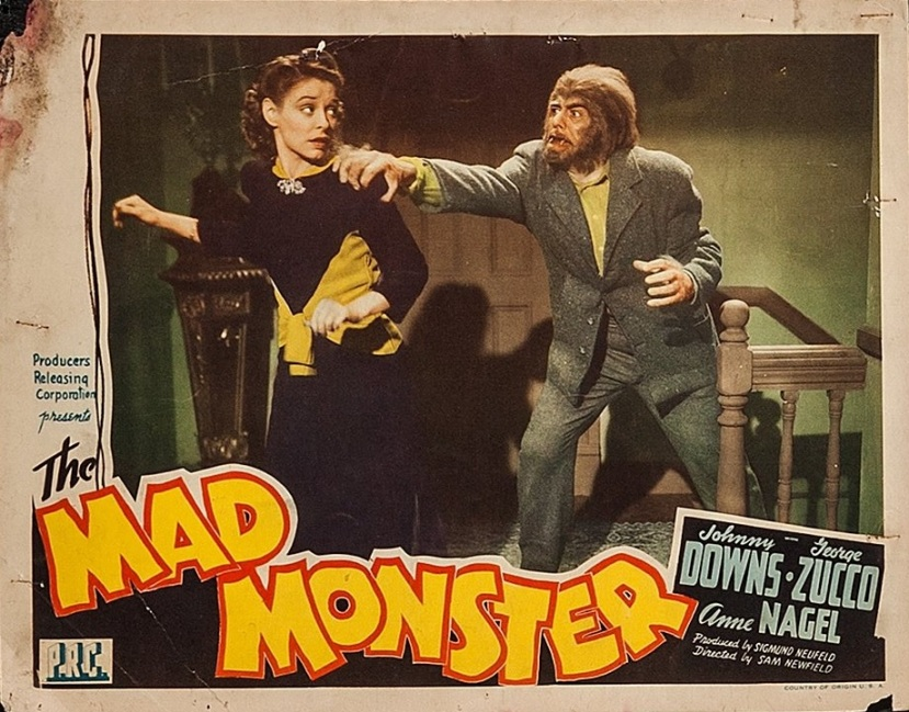The Mad Monster 3