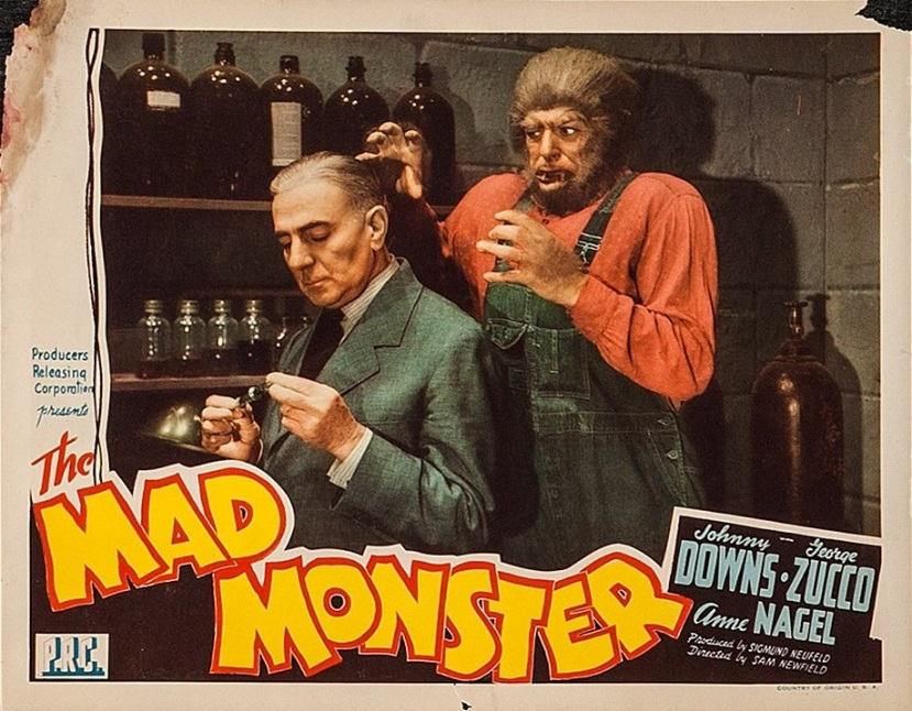 The Mad Monster 4