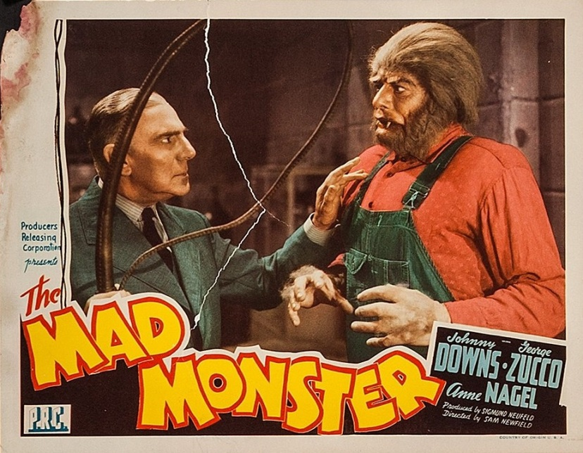 The Mad Monster 5