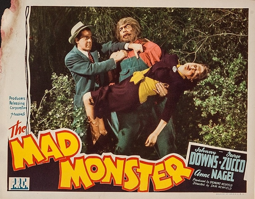 The Mad Monster 9