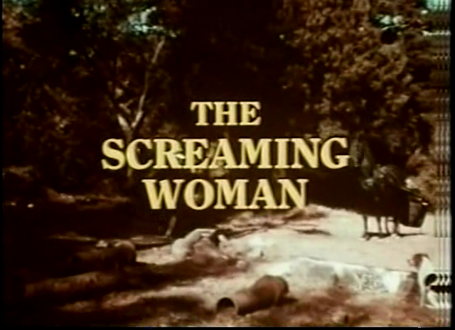 The Screaming Woman 1