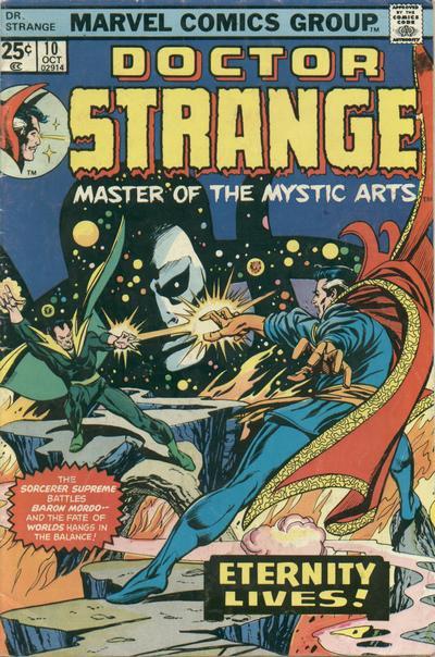 Doctor Strange Vol.2 #10