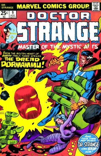 Doctor Strange Vol 2 #9kite44Doctor Strange Vol 2 #9