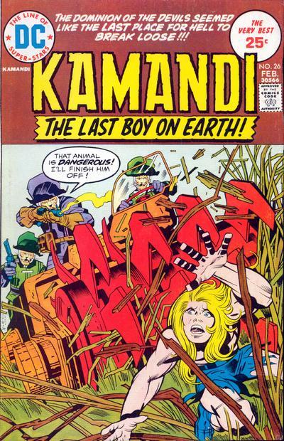 Kamandi #26