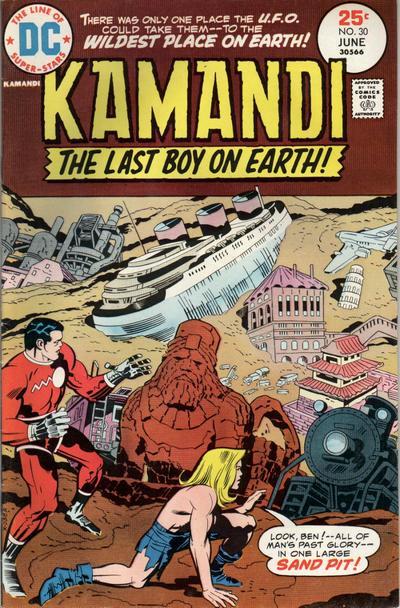 kamandi-30