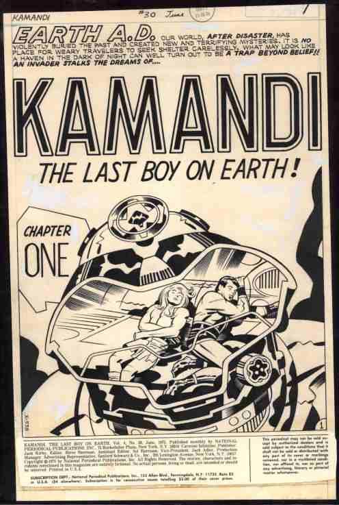kamandi-30a