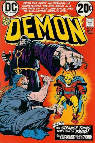 The Demon #4kite44