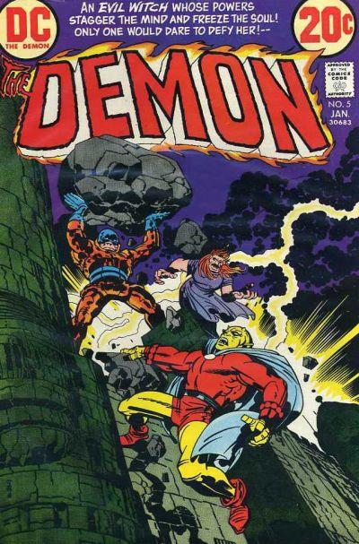 The Demon #5kite44