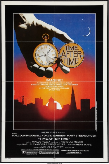 Image result for Time After Time 1979