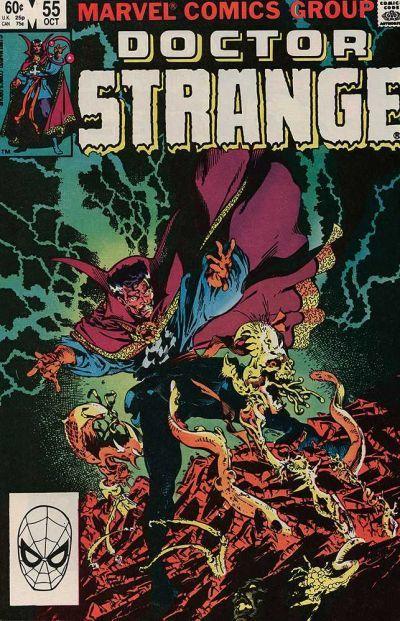 Doctor Strange Vol.2 #55kite44
