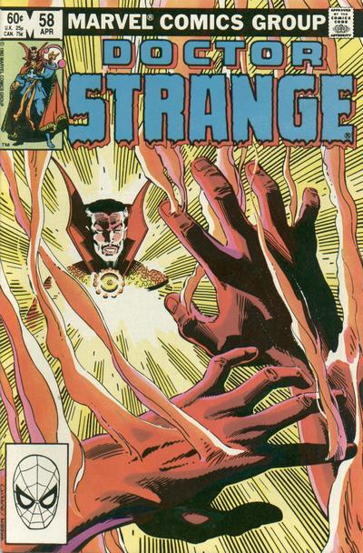 Doctor Strange Vol.2 #58kite44