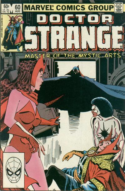 Doctor Strange Vol.2 #60kite44