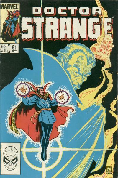Doctor Strange Vol.2 #61kite44
