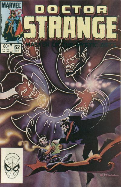 Doctor Strange Vol.2 #62kite44