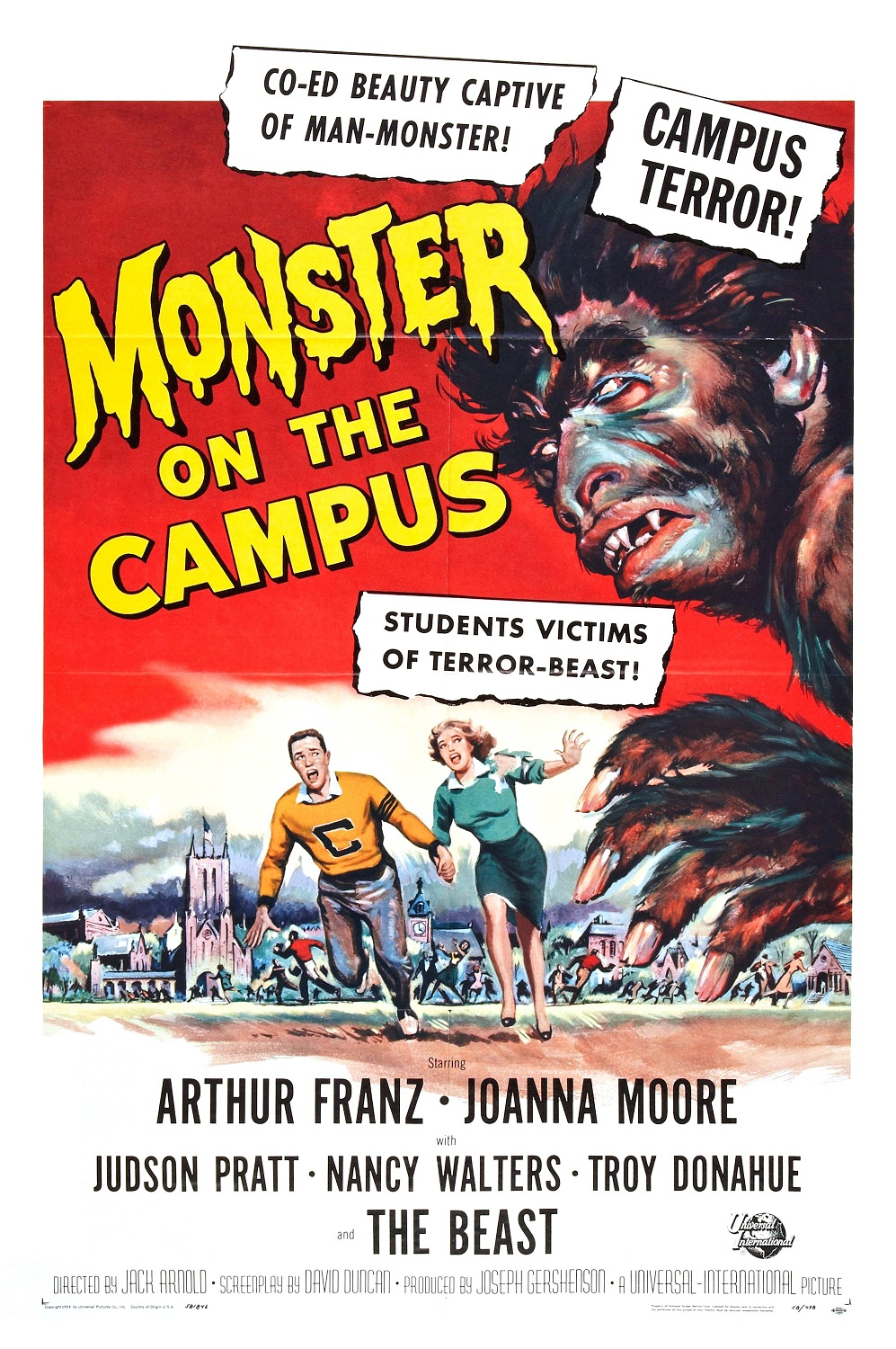 Monster on the Campus 1kite44