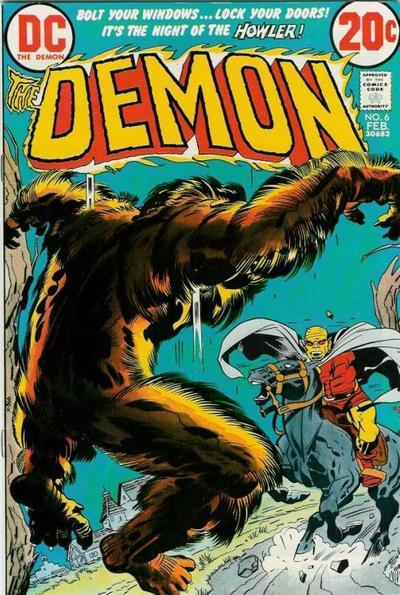 The Demon #6kite44