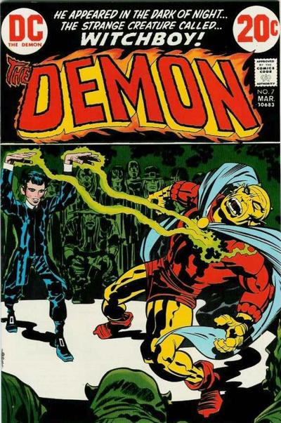 The Demon #7kite44