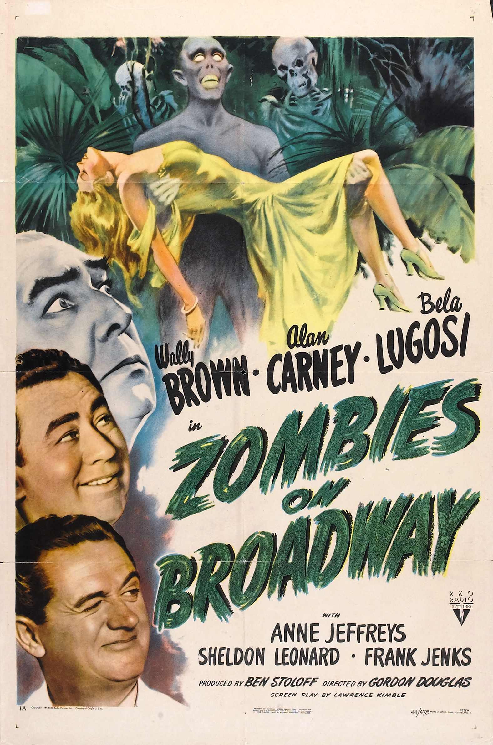 Zombies on Broadway 1kite44