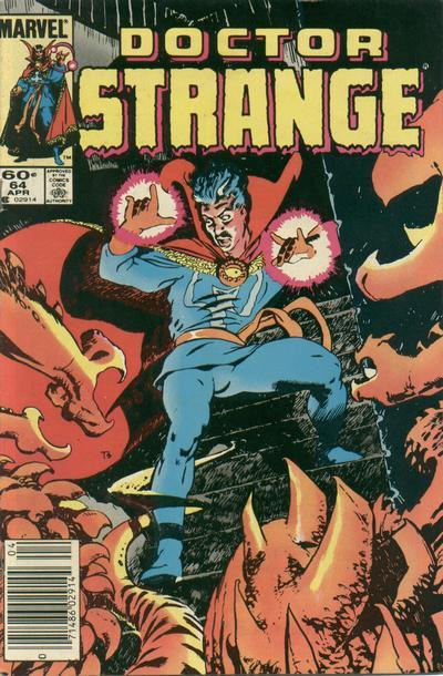 Doctor Strange Vol.2 #64kite44