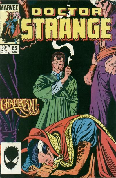 Doctor Strange Vol.2 #65kite44